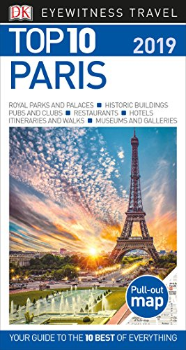 Top 10 Paris: 2019 (DK Eyewitness Travel Guide) (Trip Paris)