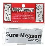Resistente 1 Cinta para medir la altura /peso de caballos y potros