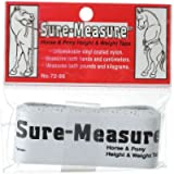 Tough 1 Sure Measure Horse and Pony Height/Weight Tape