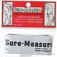 tough-1medición de Stick altura caballo y Pony peso cinta 72–85