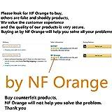 NF orange Masks