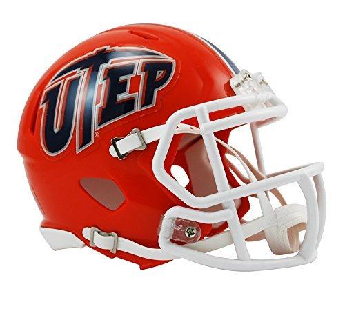 (NCAA Texas El Paso (UTEP) Miners Speed Mini Helmet)