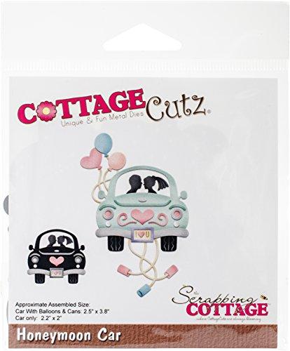 CottageCutz CC-320 Dies-Honeymoon Car 2 Inches to 3.8 Inches