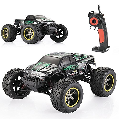 GPTOYS RC Truck 33+MPH 1/12 Scale RC Truck 2.4Ghz 2WD High Speed Electric Remote Controlled Car(3rd Version)
