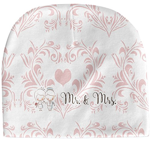 RNK Shops Wedding People Baby Hat (Beanie) (Personalized) by RNK Shops