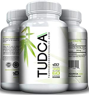 Amazon com: Nutricost Tudca 250mg, 60 Capsules (Tauroursodeoxycholic