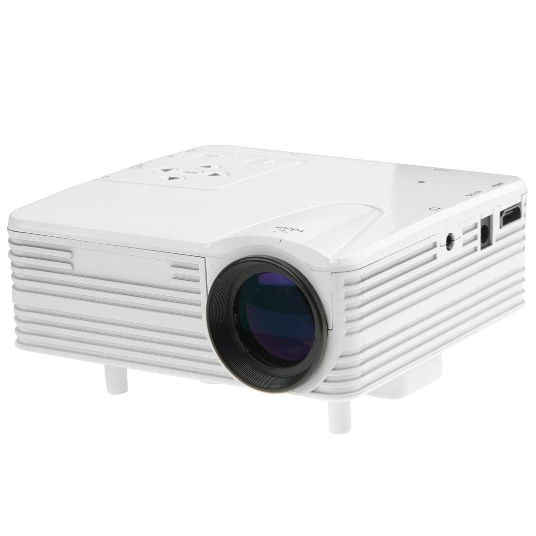 Instan Proyector LED 640x480 píxeles admite 1080P Completo ...