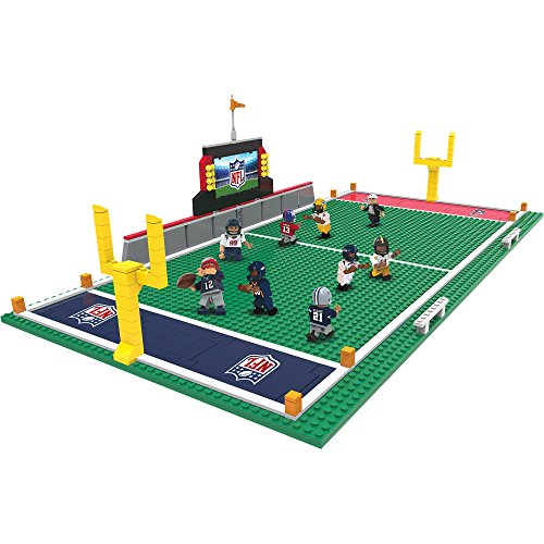 OYO Sports NFL Full Field Building Block Set — 371 Pieces