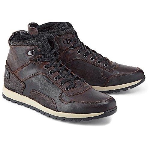 Cox Herren Schnür-Boots braun-dunkel
