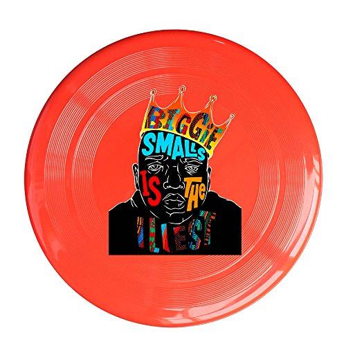 Greenday B.I.G Biggie Smalls High Quality Plastic Sport Disc Red (Bi Retro Watch)