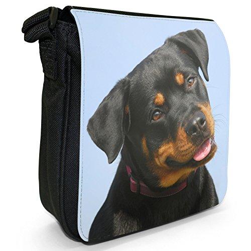 Fancy Snuggle A Rottweiler Bandoulière Hund Femme Sac Niedlicher Pour qqOrx5Z1