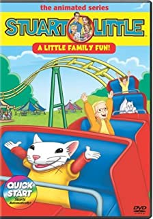 Stuart Little Animated Series A Family Fun