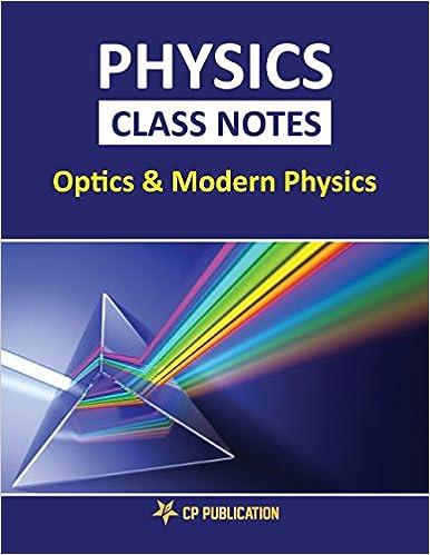 Physics Class Notes Optics & Modern Physics Class 12th For JEE