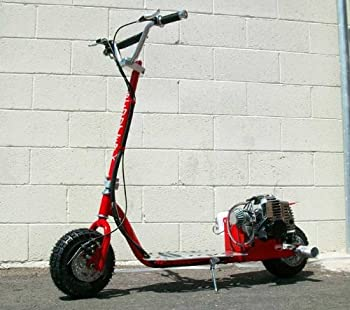 Scooter X Dirt Dog Gas Powered Scooters