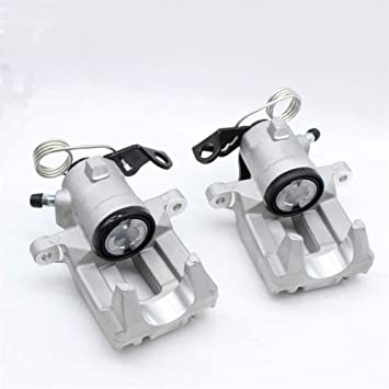 Yiyiby 2x Brake Caliper Rear Left Right for Au di TT V W New Beetle DE DHL