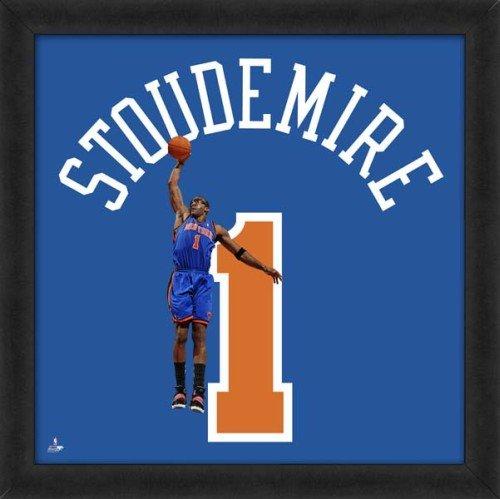 Biggsports Amare Stoudemire New York Knicks 20x20 Framed Uniframe Jersey Photo