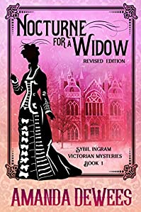 Nocturne For A Widow by Amanda DeWees ebook deal