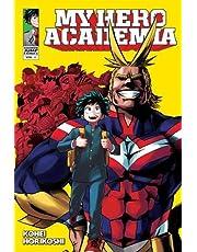 My Hero Academia Volume 1
