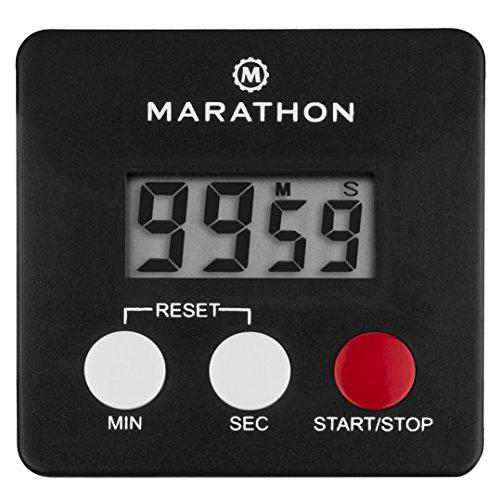 MARATHON TI080006 BK Digital Minute Magnetic product image