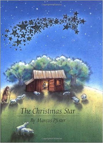 The Christmas Star Mini Book: Marcus Pfister, J Alison James