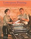 Letterpress Printing, Paul Maravelas, 1584561742
