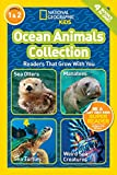 img - for National Geographic Readers: Ocean Animals Collection book / textbook / text book