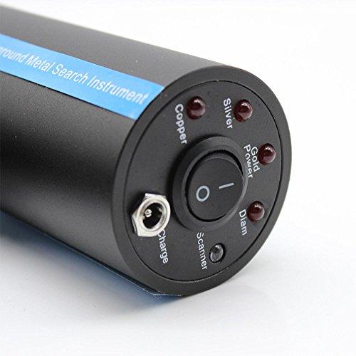 Amazon.com : NOPTEG AKS 3D Underground Gold Metal Detector Depth 14m Long Range Sensitive handhold : Garden & Outdoor
