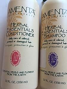 Amazon.com : Amenta Herbal Essentionals Shampoo