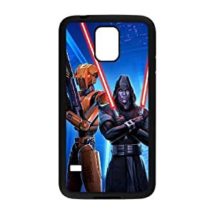 Samsung Galaxy S5 Phone Case for Star Wars pattern design GQ06STWS44323