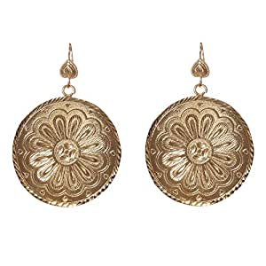 Mela Party Wear Earring, French Closure