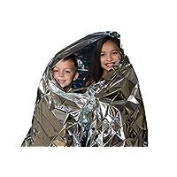 Mantas térmicas de emergencia de canguro (paquete de 10)