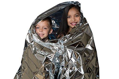 - Kangaroo Emergency Thermal Blankets (Pack of 10)