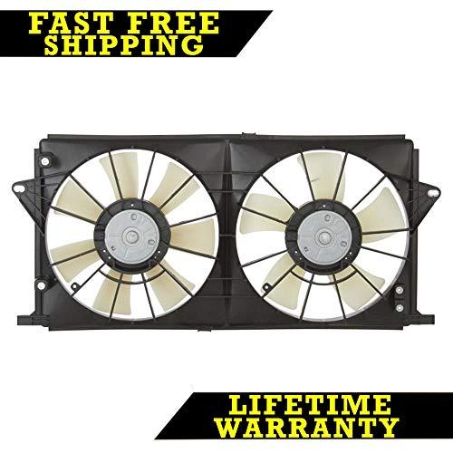 06 buick lucerne radiator fan - 6