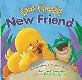 Little Quack's New Friend