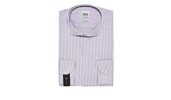 Zara 5588/401 - Camisa para Hombre X-Large: Amazon.es: Ropa y ...