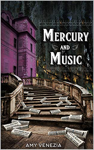 Mercury and Music (The Grace Jackson Trilogy Book 3)