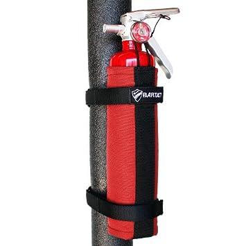 Bartact Roll Bar 1 Lb Fire Extinguisher Holder - Blue
