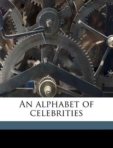 Download An alphabet of celebrities pdf epub