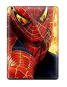 Premium Protection Artistic Spider Man Case Cover For Ipad Air- Retail Packaging