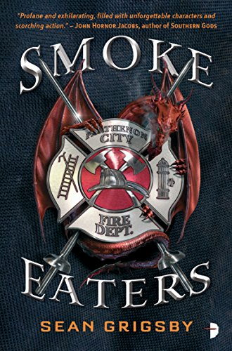 Smoke Eaters by [Grigsby, Sean]