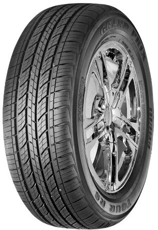 Cordovan Grand Prix Tour RS all_ Season Radial Tire-P225/60R16 98T