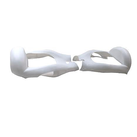 GeekMe Anti-Scratch Patinete Eléctrico Funda de Silicona Cubierta de la Caja Protectora de para 6.5 2 Ruedas Vespa de Auto Equilibrio Board Hover