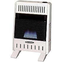 Reddy Heater 10,000 BTU Blue Flame Dual-fuel Wall Heater