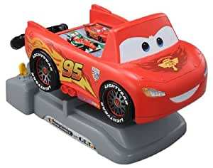 Cars Tomica de Race! Driving McQueen - Disney Pixar [Toy] (japan import)