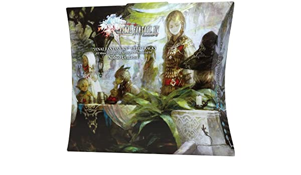 Square-Enix - Final Fantasy XIV CD musique Field Tracks
