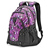 High Sierra Loop Backpack, Rainforest/Black