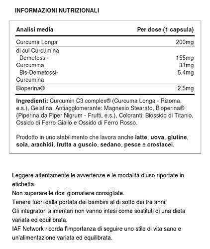 Scitec Gold Standard Curcuminoids Suplemento Dietético - 60 Cápsulas: Amazon.es: Salud y cuidado personal