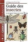 Guide des insectes : La description, l'habitat, les moeurs par Dierl