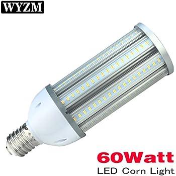 Wyzm 60watt Mogul Base Led Corn Light Bulb 250 300watt