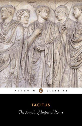 the annals of imperial rome - 4